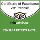 Certificate of Excellence 2014 WINNER