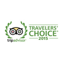 Travelers Choice Award 2015
