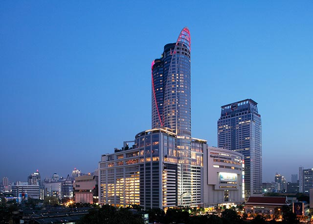 Revel in an indulgent stay in the heart of Bangkok