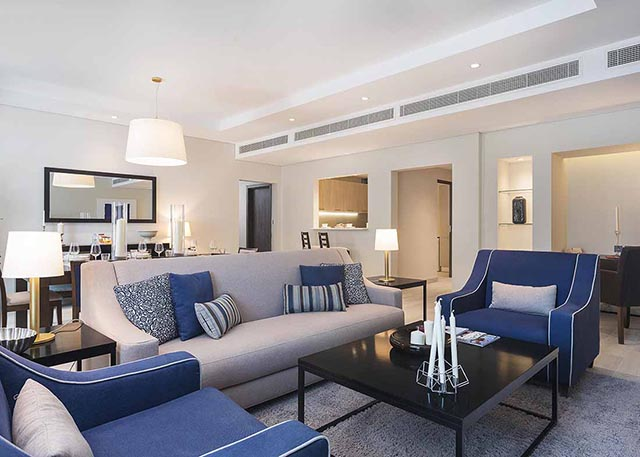 Centara West Bay Residences & Suites Doha