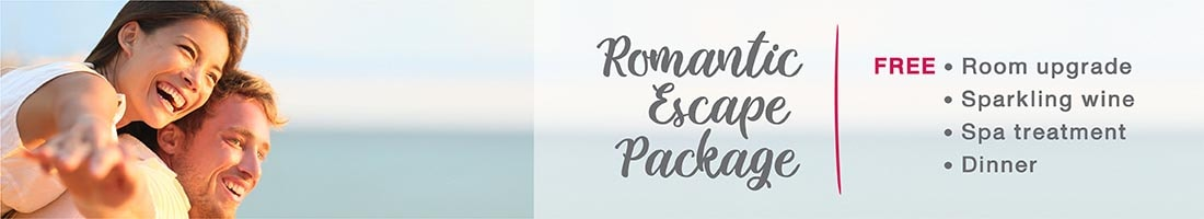 LET US TREAT YOU TO A LUXURY HONEYMOON