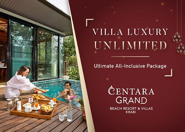 Ultimate All-Inclusive package