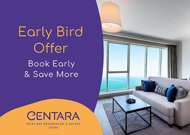 Early bird offers
