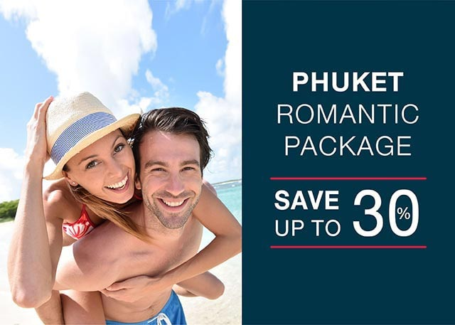 Romantic getaways in Phuket
