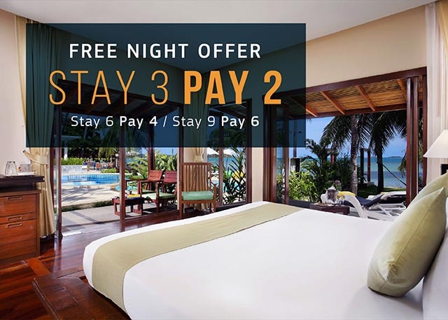 Free night offer